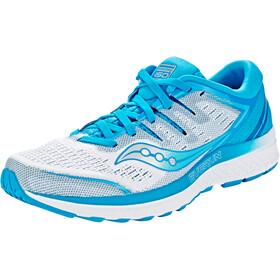 saucony Guide ISO 2 Buty do biegania Kobiety niebieski/biały